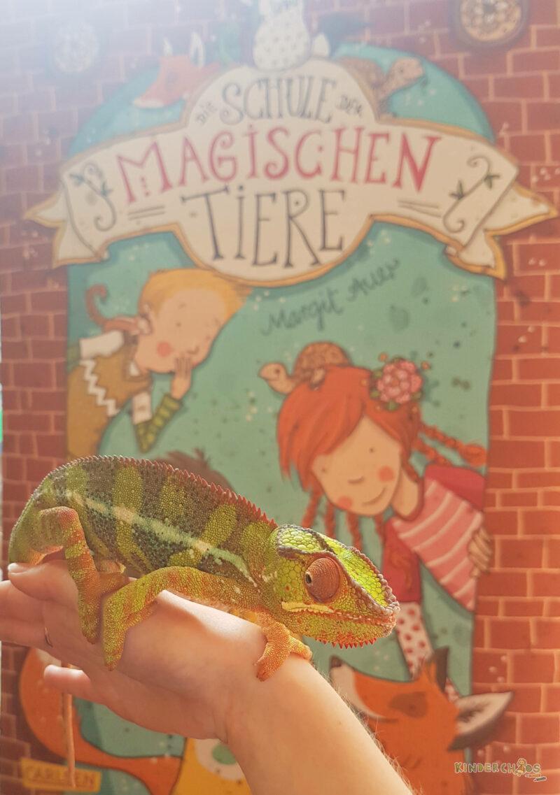 Carlsen Bookfamilia Die Schule der magischen Tiere Chamäleon