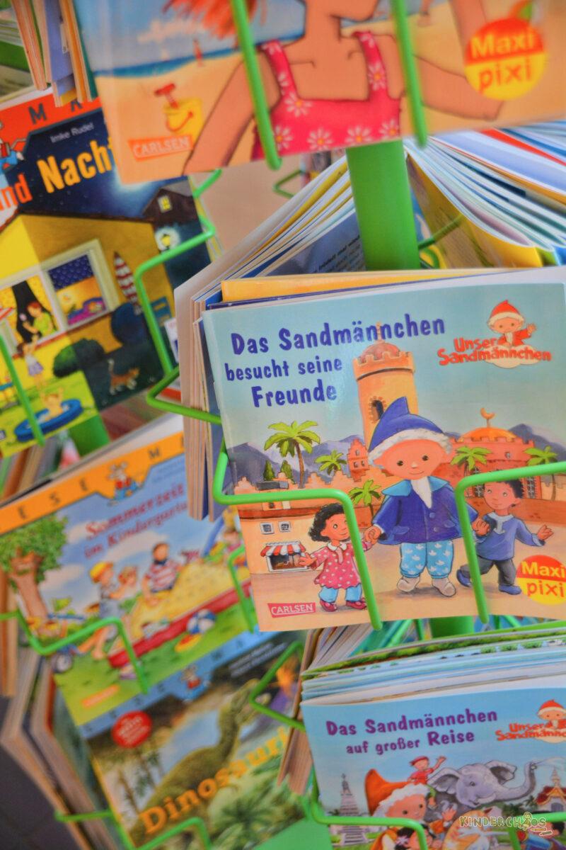 Carlsen Bookfamilia Lesemaus