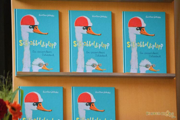 Carlsen Verlag Hamburg CarlsenBookFamilia Kinderbücher Kinderbuch Schnabbeldiplapp