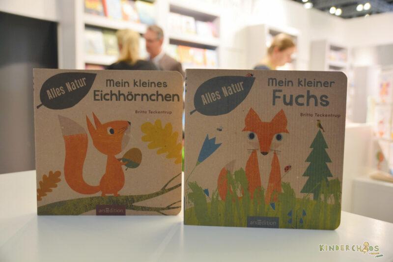 Frankfurter Buchmesse Alles Natur