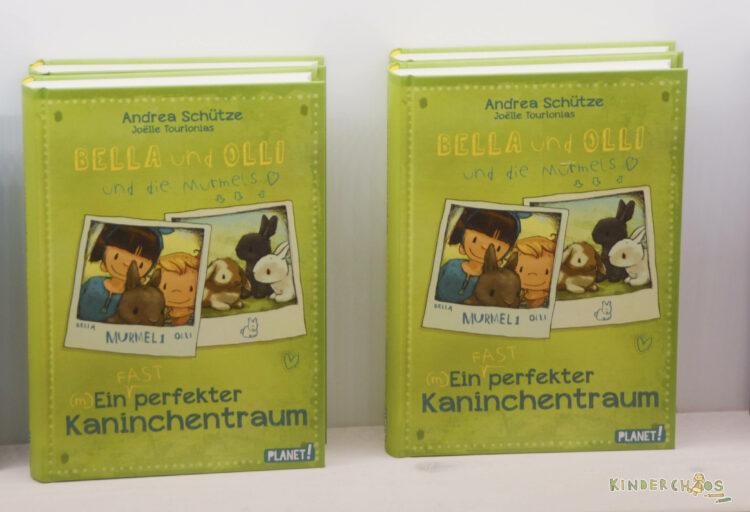 Frankfurt Frankfurter Buchmesse 2017 Bella und Olli und die Murmels Kinderbücher