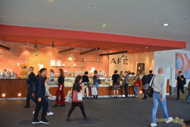 Frankfurt Frankfurter Buchmesse 2017 Cafe