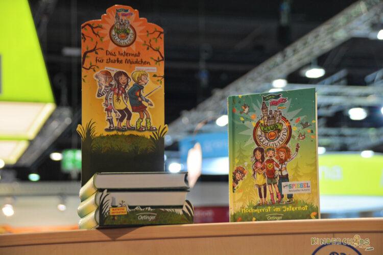 Frankfurt Frankfurter Buchmesse 2017 Club der Heldinnen