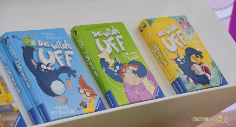 Frankfurter Buchmesse Das wilde Uff