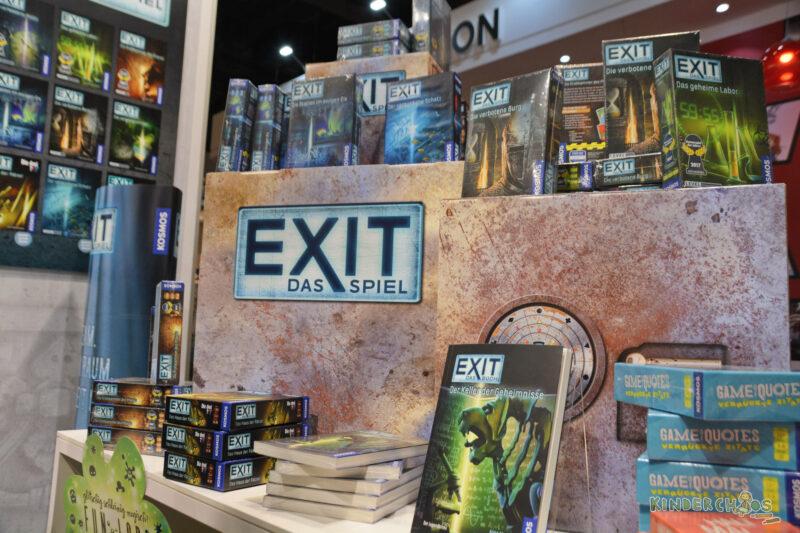 Frankfurter Buchmesse Exit Das Spiel
