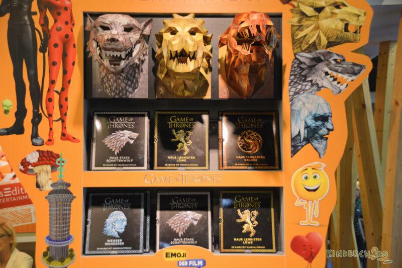 Frankfurter Buchmesse Games of Thrones