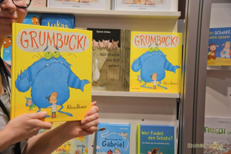 Frankfurt Frankfurter Buchmesse 2017 Grumbuck!