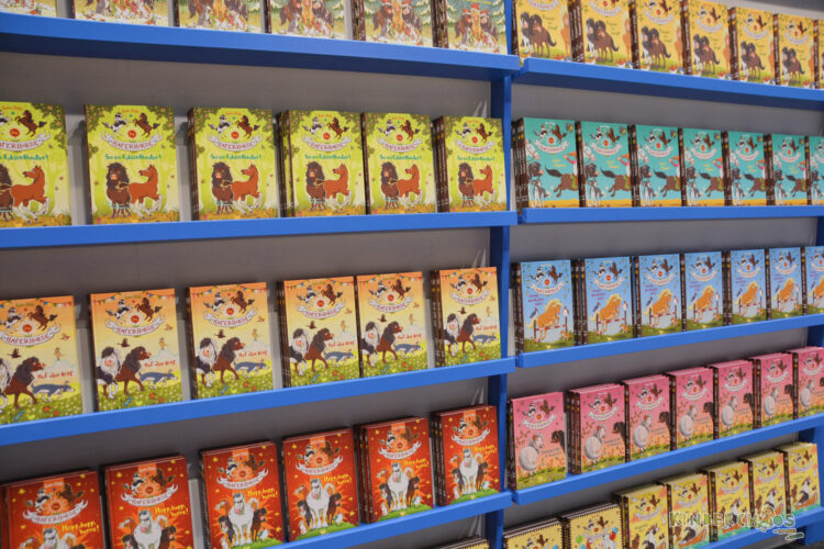 Frankfurt Frankfurter Buchmesse 2017 Die Haferhorde Kinderbücher