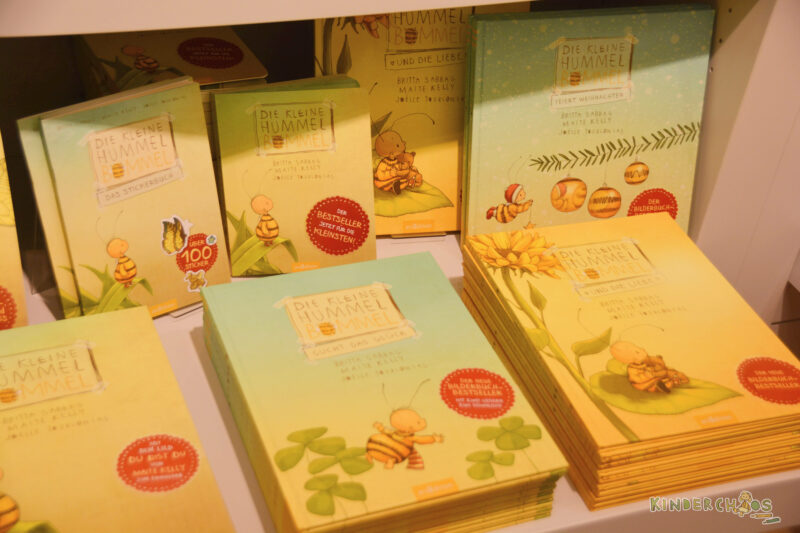 Frankfurter Buchmesse Hummel Bommel