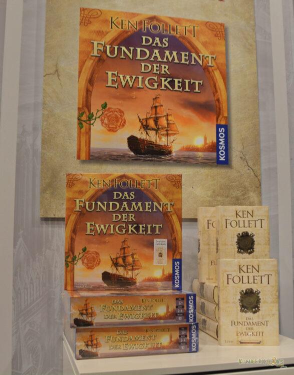 Frankfurt Frankfurter Buchmesse 2017 Ken Follett Das Fundament der Ewigkeit
