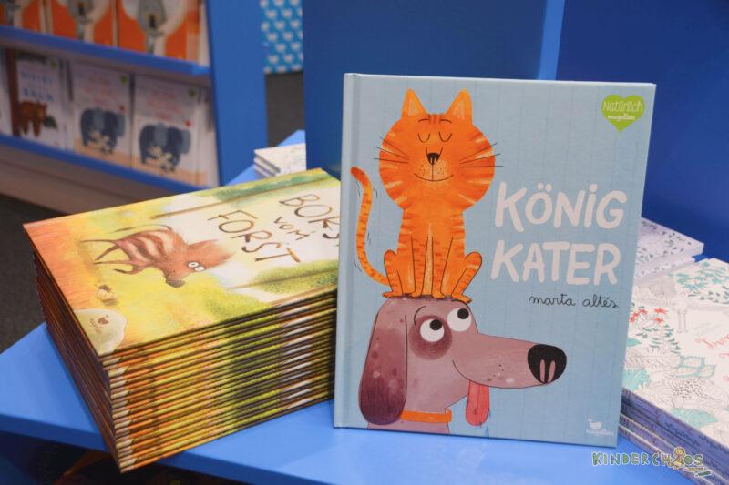 Frankfurter Buchmesse König Kater