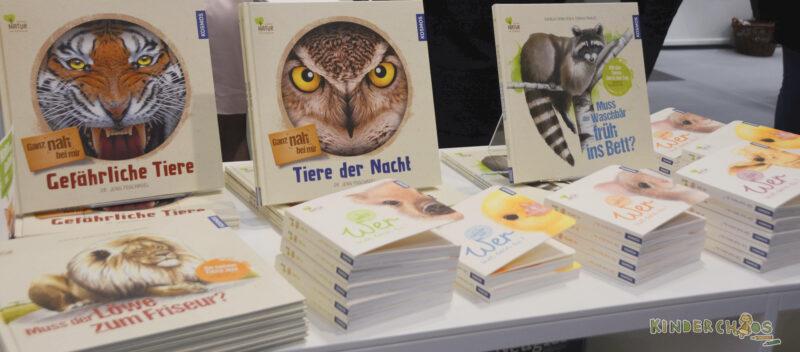 Frankfurter Buchmesse Kosmos Natur Ganz nah bei mir
