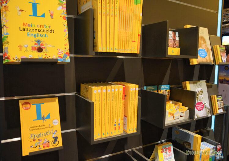 Frankfurt Frankfurter Buchmesse 2017 Langenscheidt