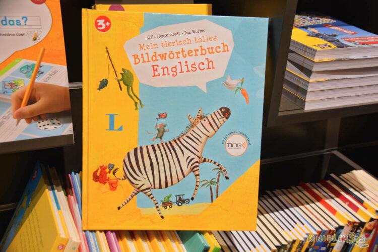 Frankfurt Frankfurter Buchmesse 2017 Langenscheidt Bilderwörterbuch
