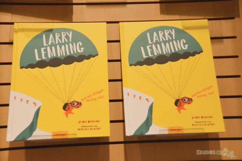 Frankfurter Buchmesse Larry Lemming
