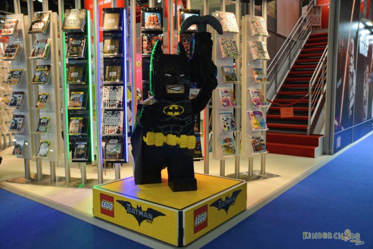 Frankfurt Frankfurter Buchmesse 2017 Lego Batman