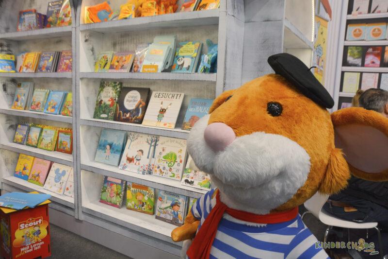 Frankfurter Buchmesse Leo Lausemaus