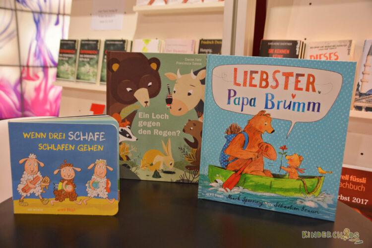 Frankfurt Frankfurter Buchmesse 2017 Orell Füssli Verlag