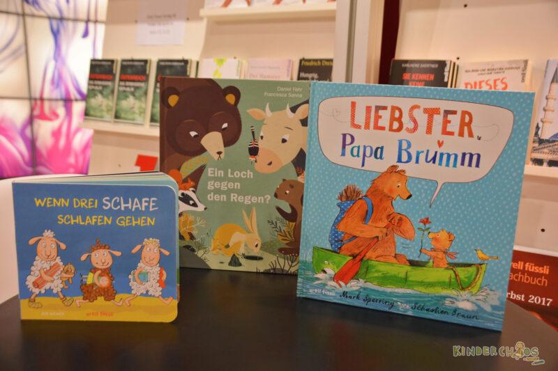 Frankfurter Buchmesse Orell Füssli