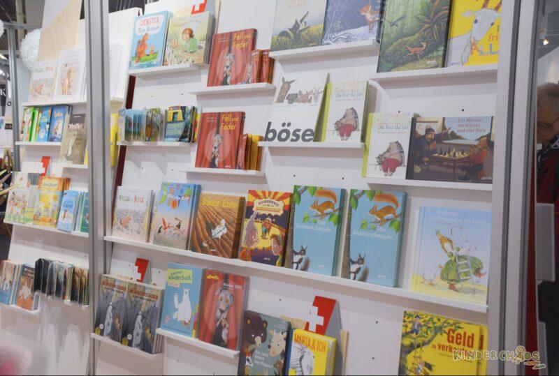 Frankfurter Buchmesse Orell Füssli Stand