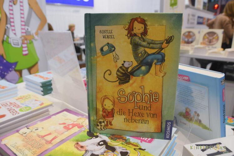 Frankfurt Frankfurter Buchmesse 2017 Kosmos Sophie und die Hexe von nebenan