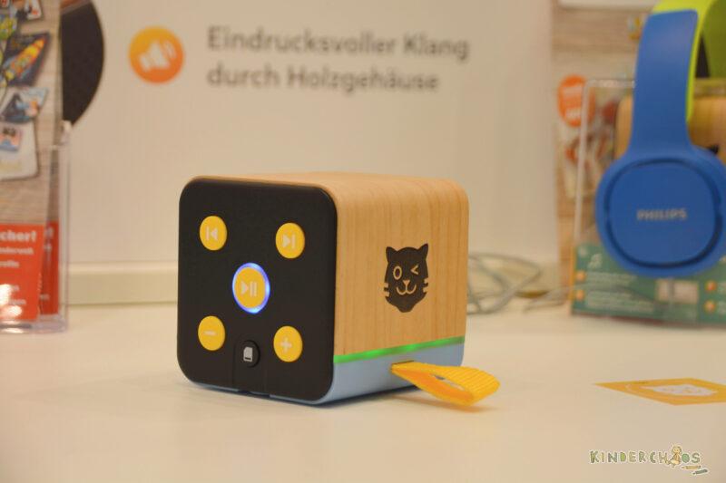 Frankfurter Buchmesse Tigerbox