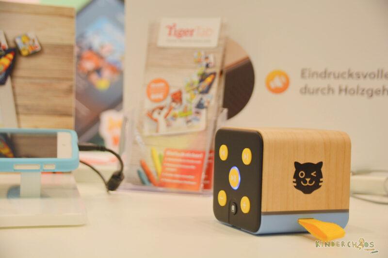 Frankfurter Buchmesse Tigerbox Tigermedia