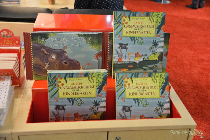 Frankfurter Buchmesse Unsere unglaubliche Reise in den Kindergarten
