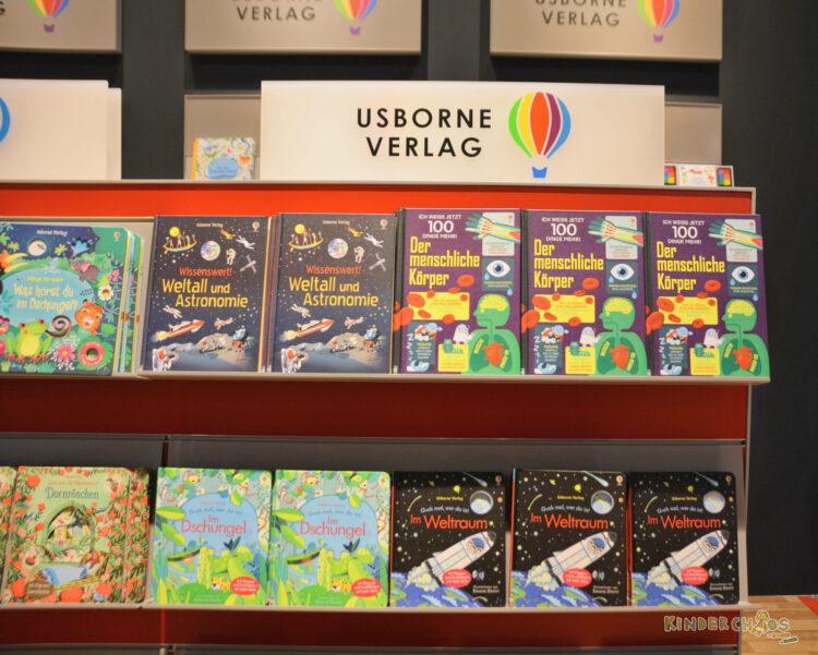 Frankfurt Frankfurter Buchmesse 2017 Usborne Verlag Kinderbücher