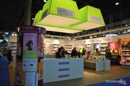 Frankfurter Buchmesse: Tag 1 – Teil 2 – Liebe Menschen und noch mehr Kinderbücher!
