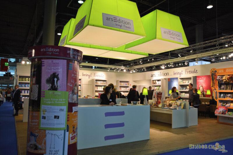 Frankfurter Buchmesse Verlag ArsEdition