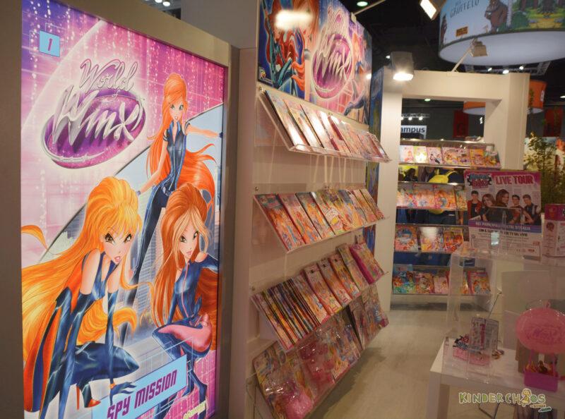 Frankfurter Buchmesse Winx