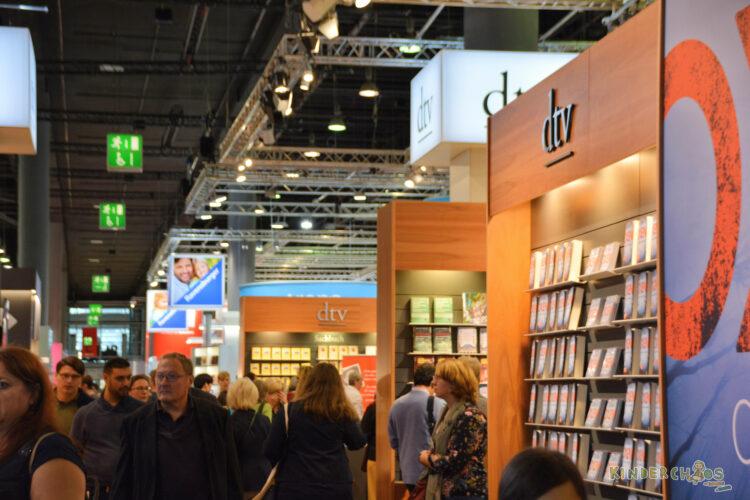 Frankfurt Frankfurter Buchmesse 2017 Halle dtv
