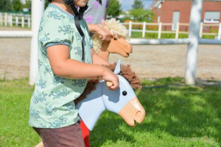 Steckenpferde von Helga Kreft: Ein Tag auf dem Reiterhof mit Mandy und Kiko + GEWINNSPIEL