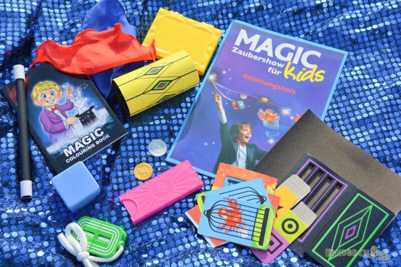 Kosmos Zaubershow für Kids