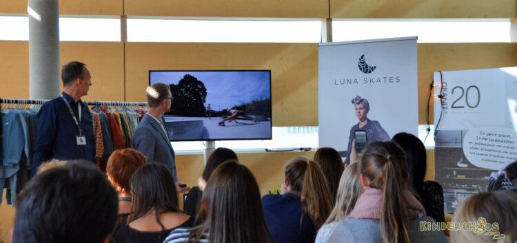 Livsstil Bloggerevent Luna Skates