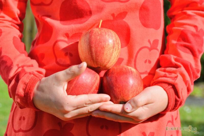Maxomorra Äpfel Apfel
