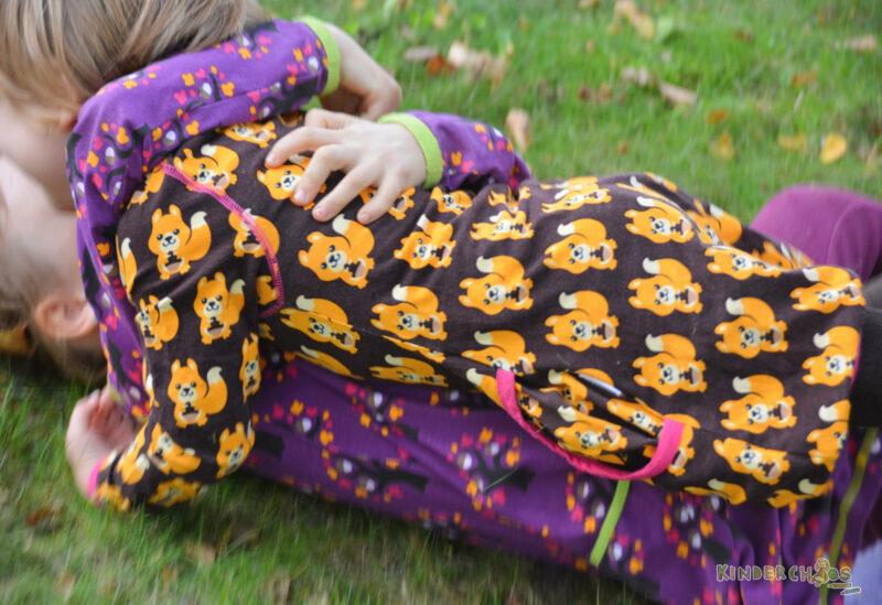 Maxomorra Herbst Kinderkleidung