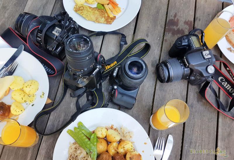 Nikon Canon Bloggermittag