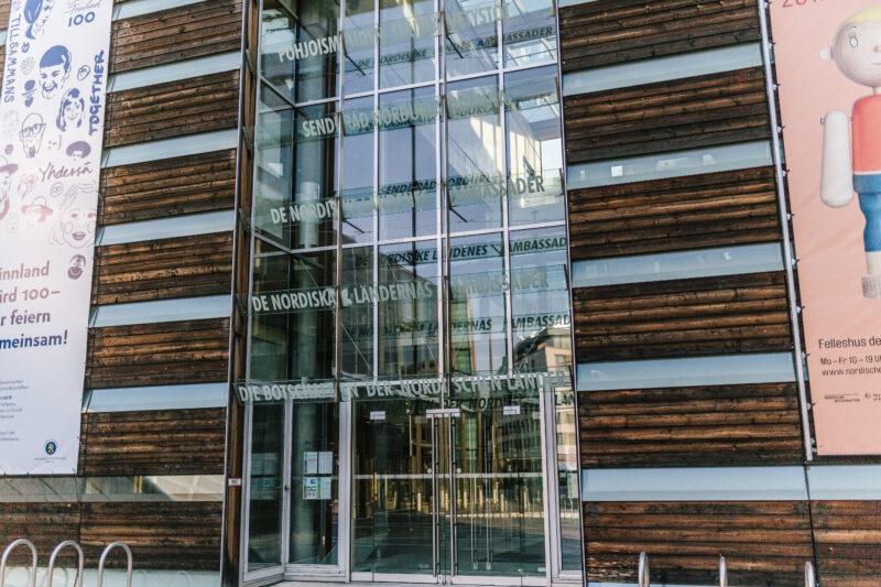 Nordische Botschaft Rene