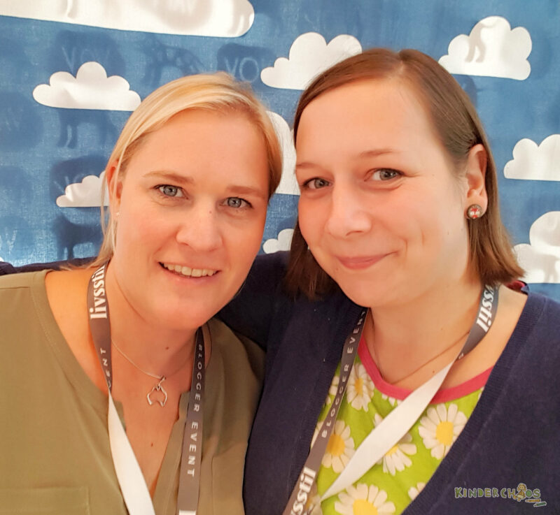Sandra Fannyswelt und ich