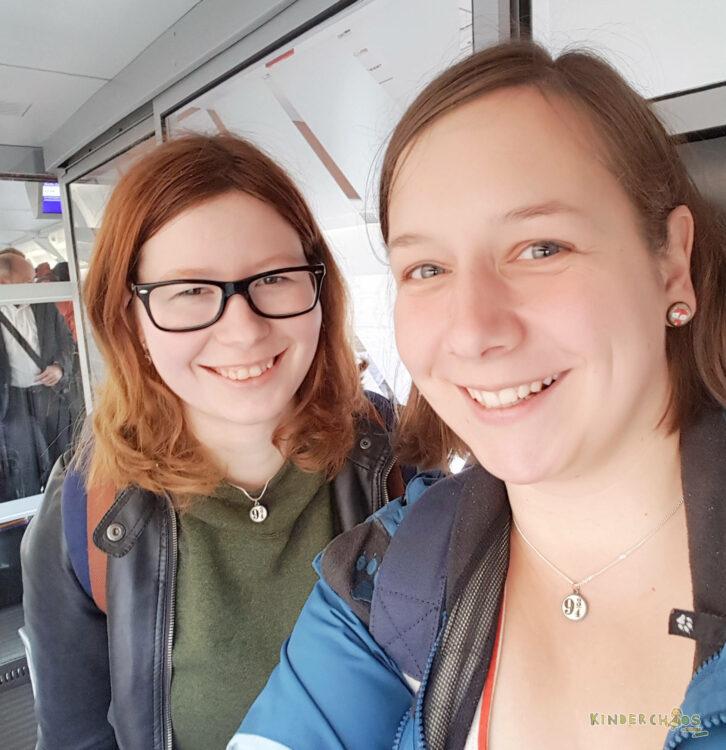 Auf dem Weg zur Frankfurter Buchmesse - unterwegs mit der Deutschen Bahn