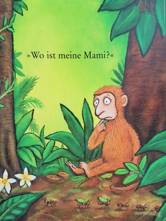Wo ist Mami von Axel Scheffler Julia Donaldson
