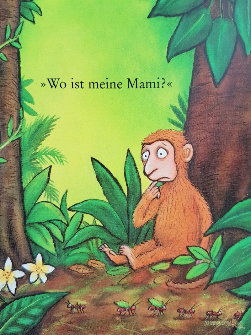 Wo ist meine Mami?