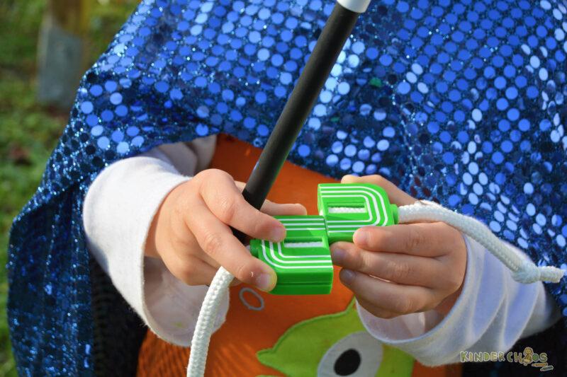 Zaubershow für Kids Kosmos Zaubertricks