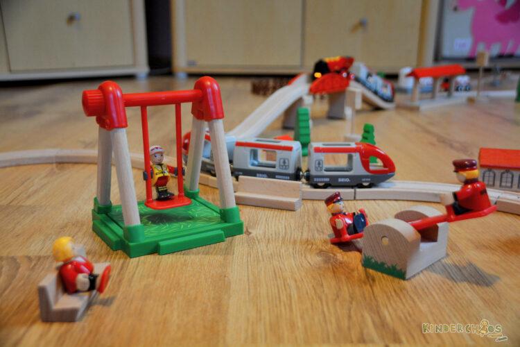 Brio Holzspielzeug Holzeisenbahn Eisenbahn Zug