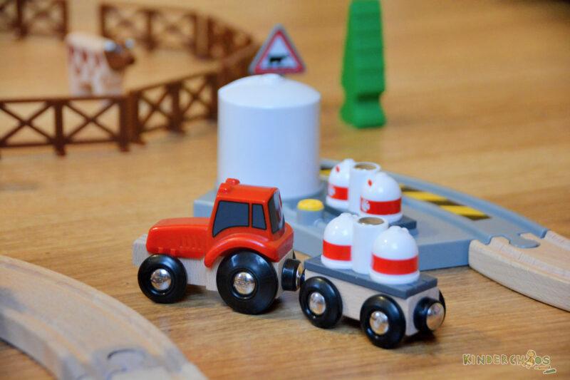 Brio Traktor