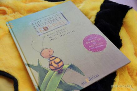 Die kleine Hummel Bommel: Du bist Du! – Vom Anderssein und Fliegen