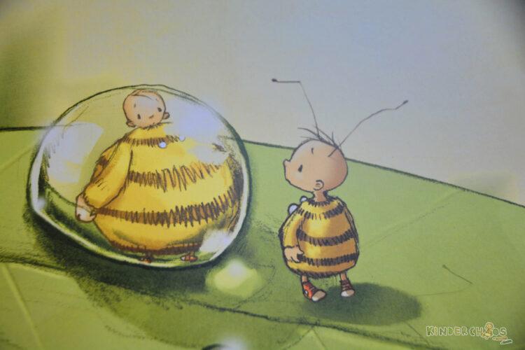 Die kleine Hummel Bommel Du bist Du arsEdition Maite Kelly Britta Sabbag Joelle Tourlonias