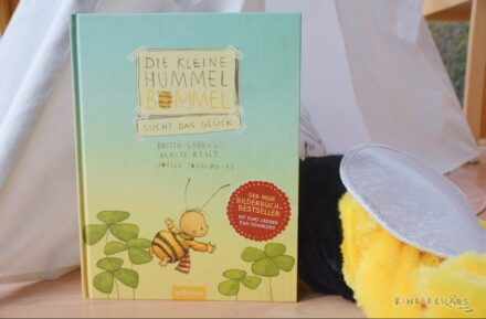 Die kleine Hummel Bommel sucht das Glück: Weltreise zum Glück